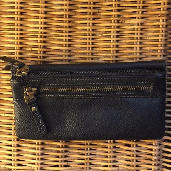Fossil Handbags - Black Fossil Wallet